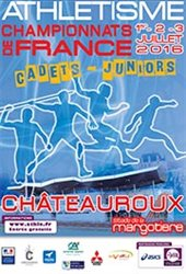 Championnat de France Cadets-Juniors